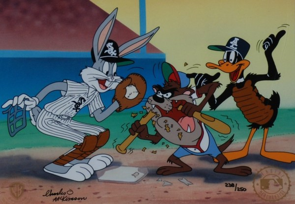 Warner Brothers Limited Edition Cel Yer