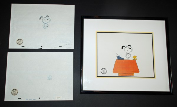 Snoopy Musical Animation Sensations