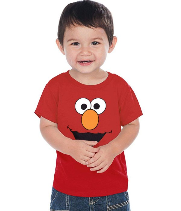 Sesame Street Elmo Shirts for Toddlers
