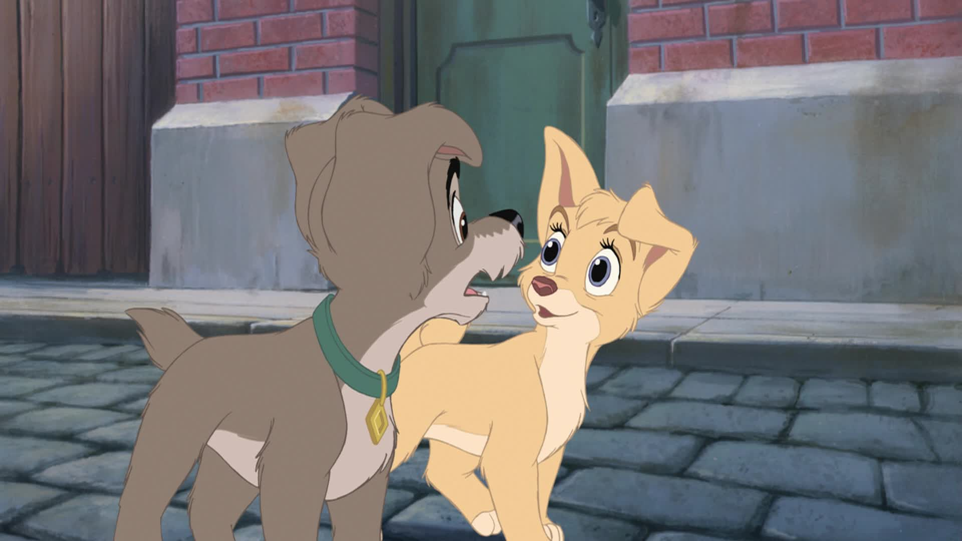 Lady and the Tramp II Scamps Adventure screenshots