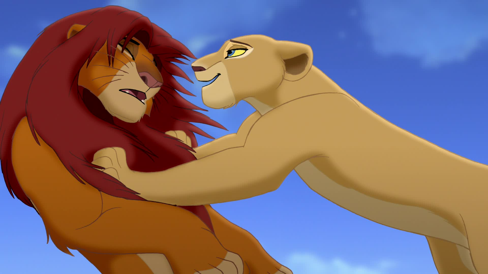 Pictures Form Lion King