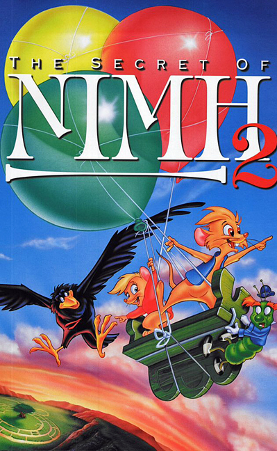 DVD releases  The Secret of Nimh