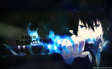 Blue Exorcist Wallpaper 4