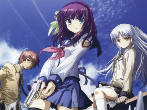 Angel Beats! Wallpaper 3