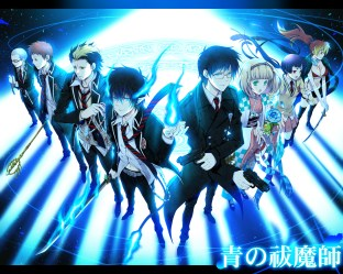 Blue Exorcist Wallpaper 9