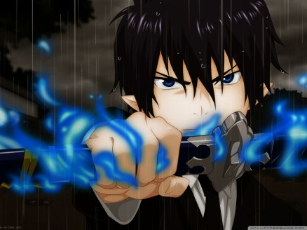 Blue Exorcist Wallpaper 6