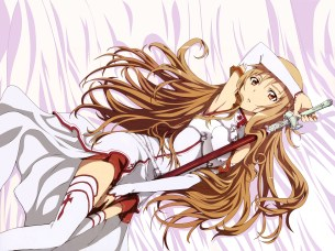 Sword Art Online Wallpaper 08