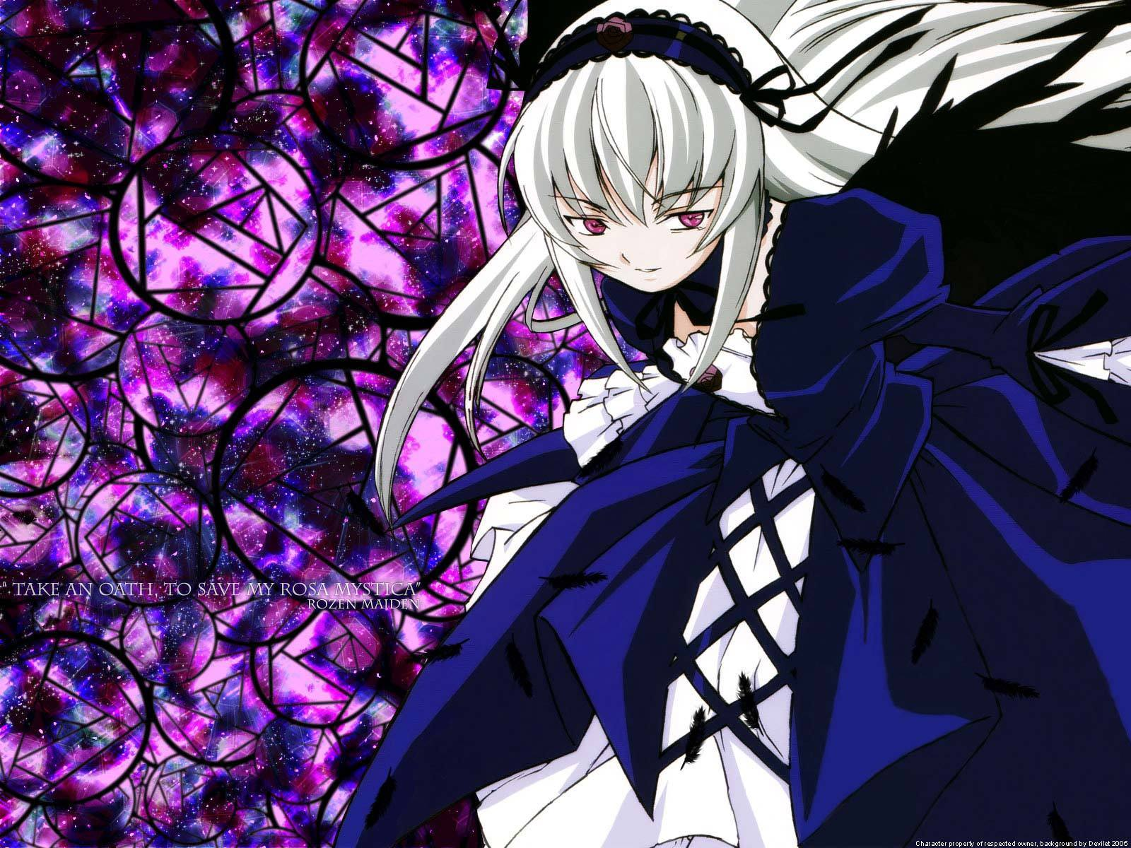 Rozen Maiden Wallpaper 01 Anime Desu