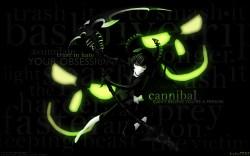Black★Rock Shooter - Wallpaper