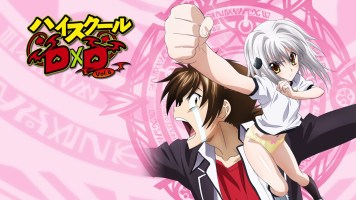High School DxD - Wallpaper 7