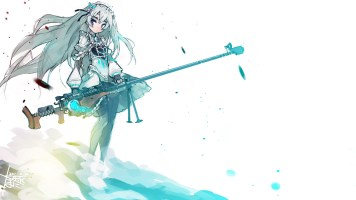 Chaika the Coffin Princess Wallpaper