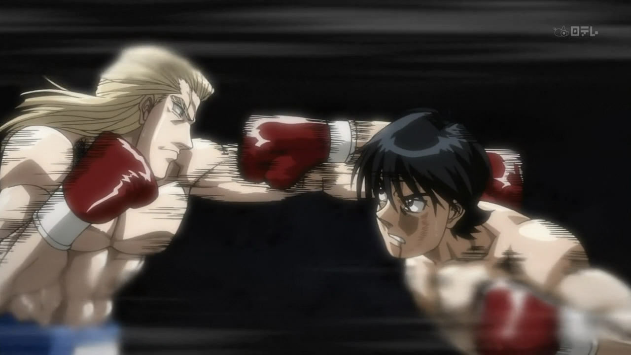 Manly Fall Wallpaper Hajime No Ippo New Challenger Review Anime Evo