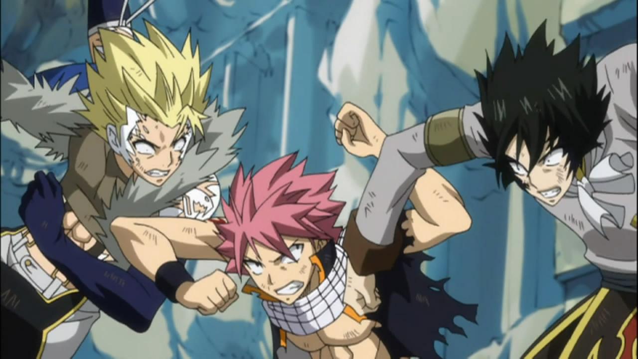 Fairy Tail 175 Final Anime Evo
