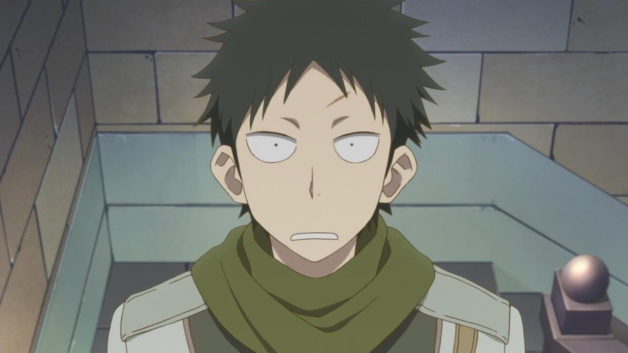 Falling Into Water Wallpaper Akagami No Shirayuki Hime 10 Anime Evo