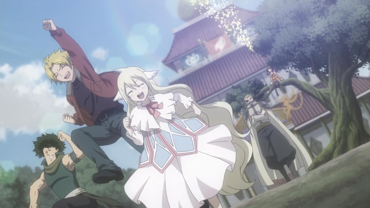 Fairy Tail 2 100 FT Zero Ends Anime Evo