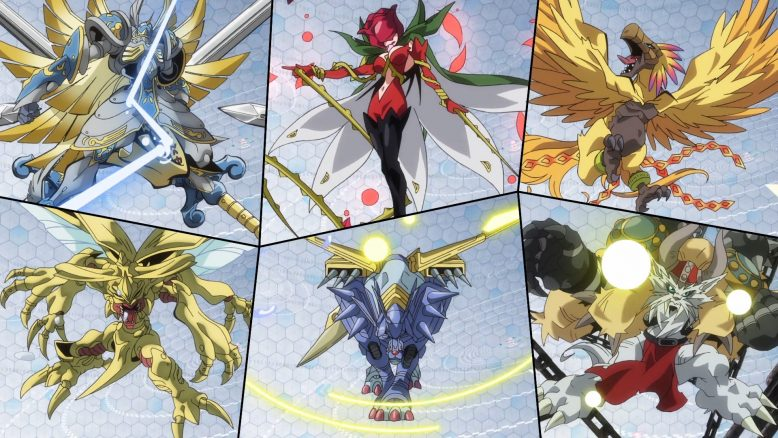 Image result for Digimon Adventure Tri. Chapter 5: Coexistence