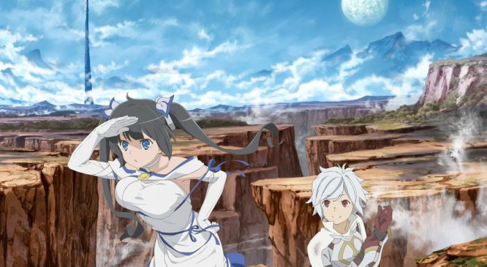 Is It Wrong To Try To Pick Up Girls In A Dungeon Season 2 - Danmachi Season 2 Coming Summer 2019 Anime Evo
