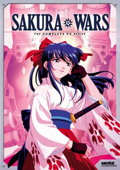 Anime Girl Katana Wallpaper Sakura Wars Tv Anime Planet