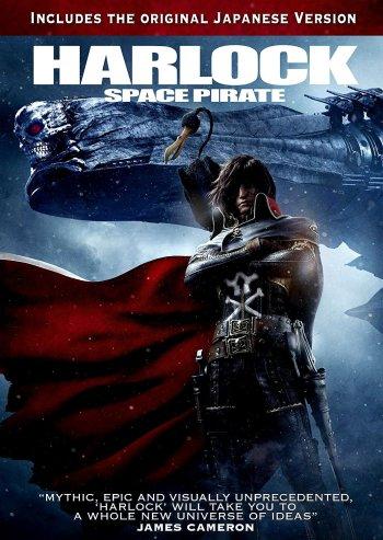 Harlock Space Pirate Anime Planet