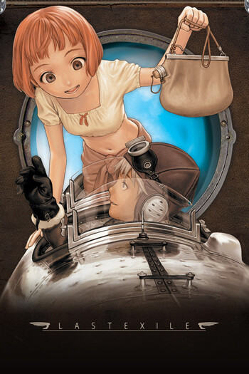 Image result for last exile al