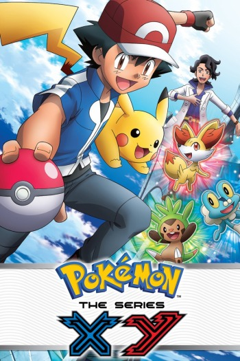 Pokemon XY | Anime-Planet