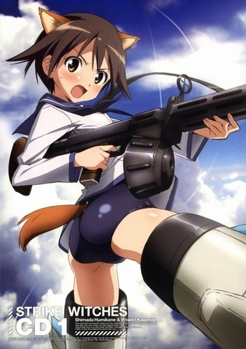 Girls Brave Wallpaper Strike Witches Anime Planet