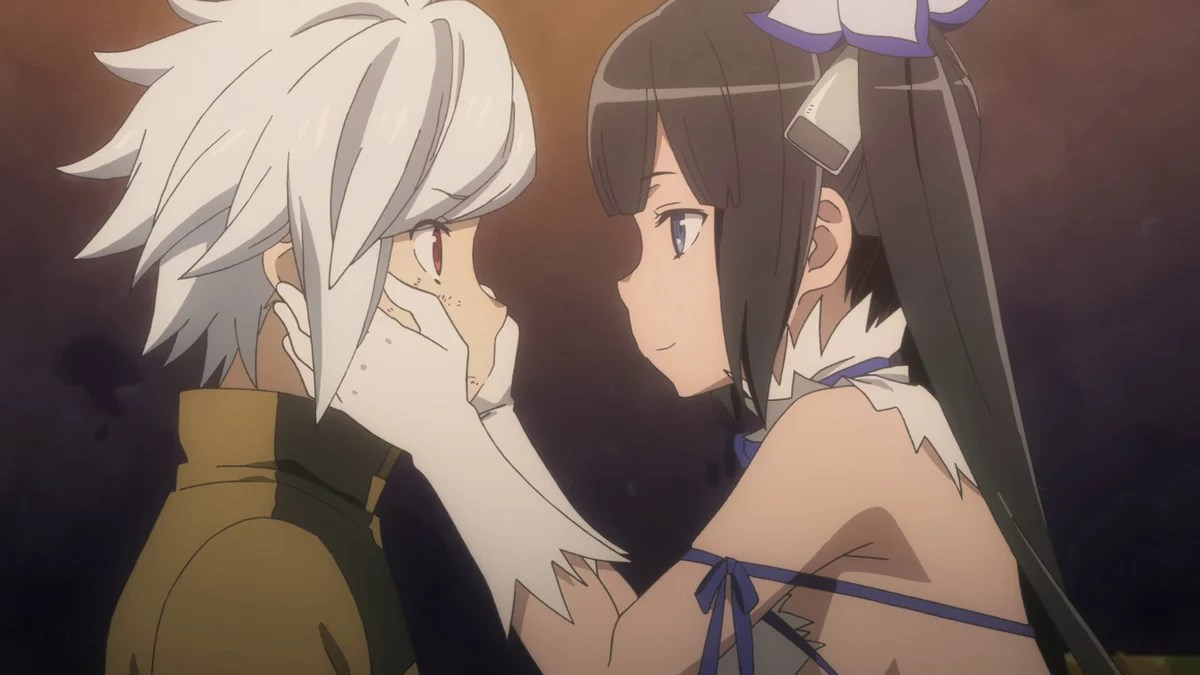 Is It Wrong To Try To Pick Up Girls In A Dungeon Season 2 . Is It Wrong To Try To Pick Up Girls In A Dungeon Ii Anime Planet