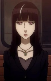 black-haired woman anime-planet
