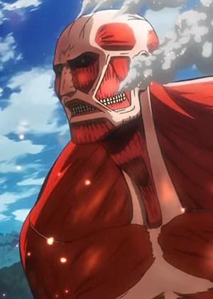 Colossal Titan   Anime-Planet