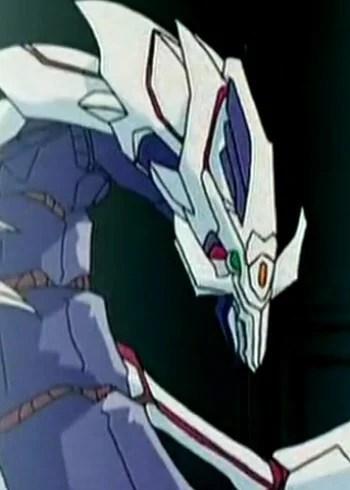 cyber dragoon anime planet