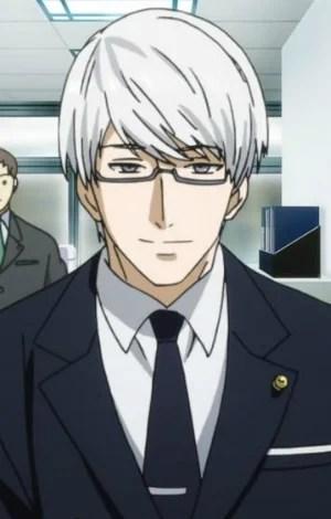 Kishou ARIMA  AnimePlanet