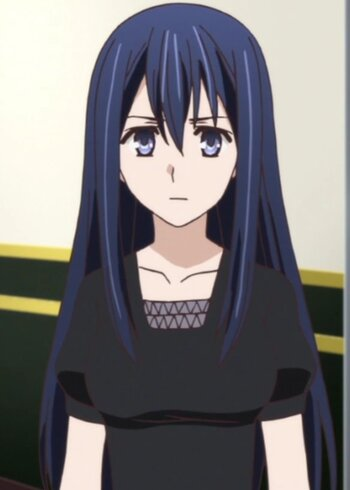 Hell Girl Phone Wallpaper Neko Kuroha Anime Planet