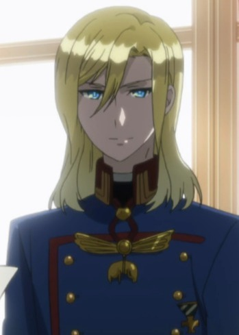 Viktor VON GLANZREICH Anime Planet