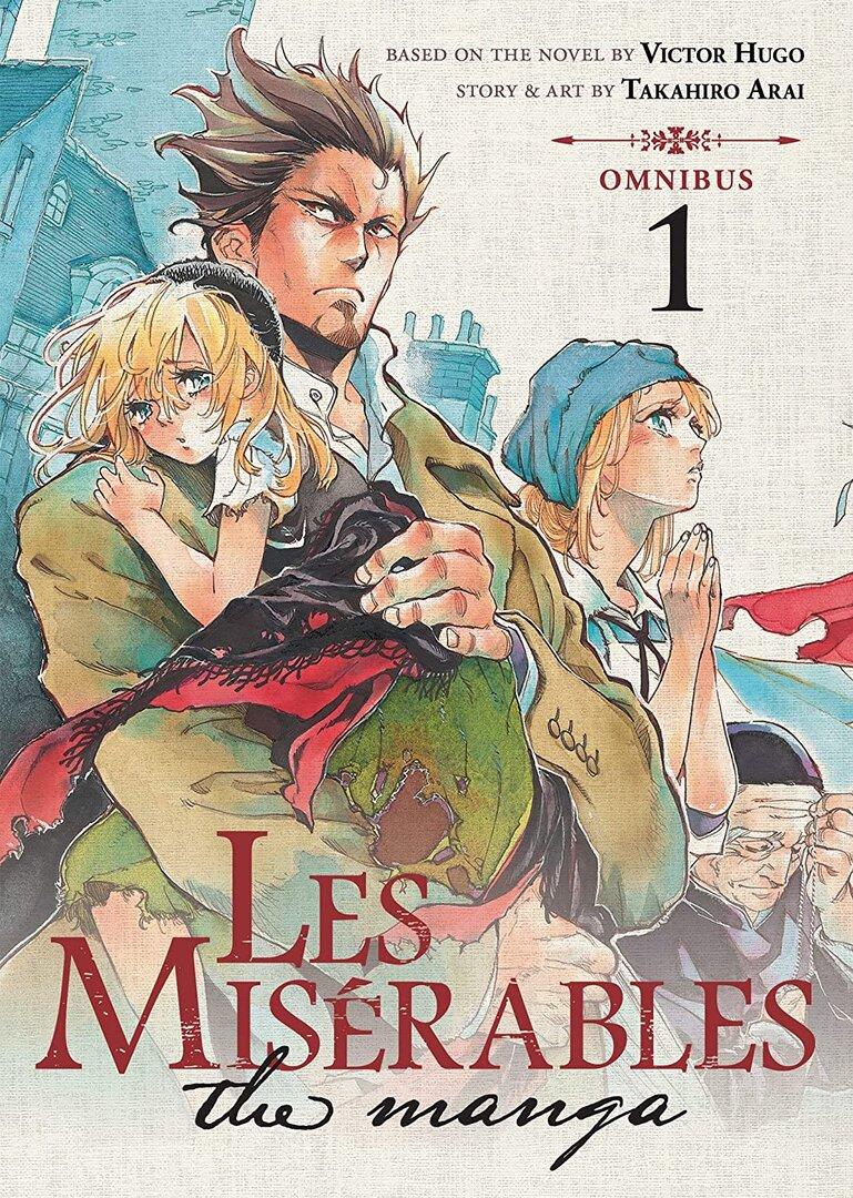 Les Miserables Manga