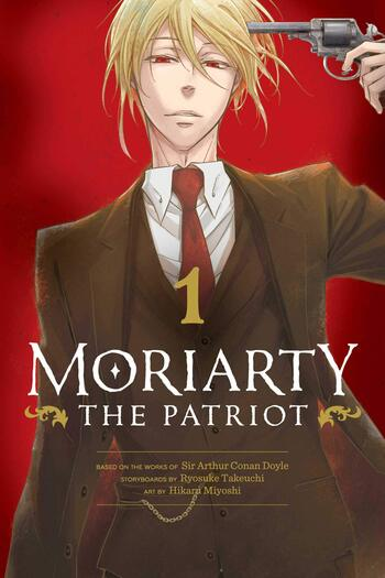 Moriarty the Patriot Manga | Anime-Planet