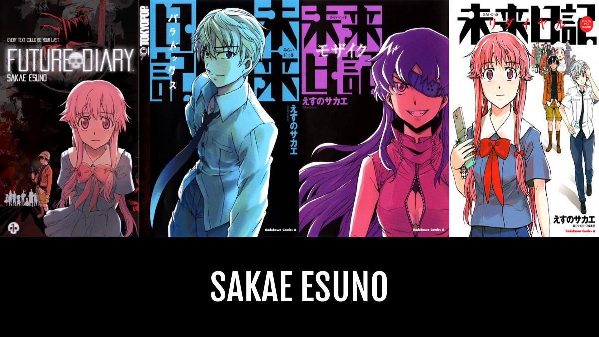 Sakae ESUNO  AnimePlanet