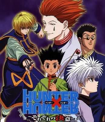 Hunter × Hunter انيمي جديد بالطريق