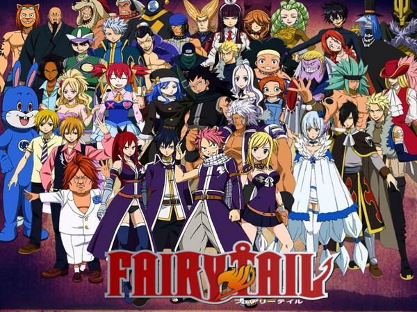 رسميا: الانمي Fairy Tail يعود في ابريل 2014!