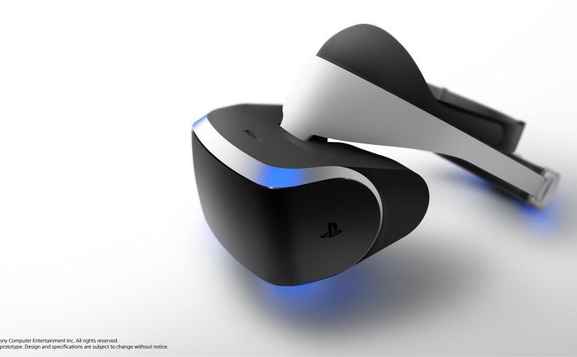 """سوني تكشف عن """"مشروع Morpheus"""" عالم الواقع الافتراضي"""
