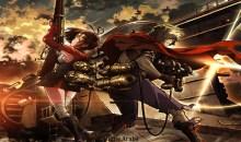 فريق Attack on Titan يقوم بعرض عمل جديد Koutetsujou no Kabaneri