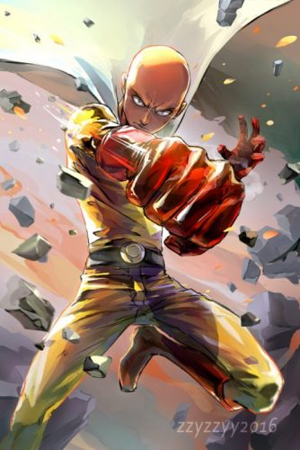 فريق Jam Project يعمل على One Punch man 2