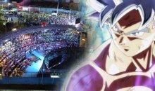 الآلاف يشاهدون حلقة 130 من الانمي Dragon Ball Super في الميادين وسفارة اليابان تراسل الحكومة الميكسيكية