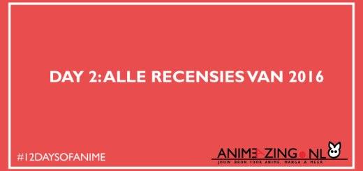 anime recensies 2016