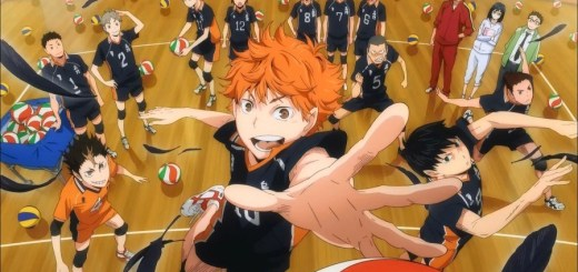 haikyuu 3rd season