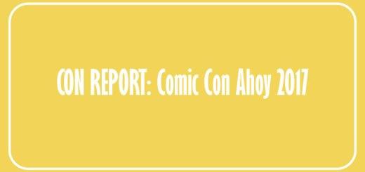 Comic Con Ahoy