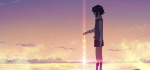 Your Name dvd en blu-ray