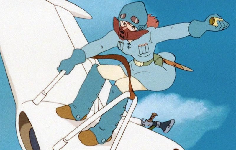 Nausicaa of the valley of the Wind Nederlands Film Festival