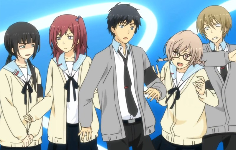 ReLIFE anime review