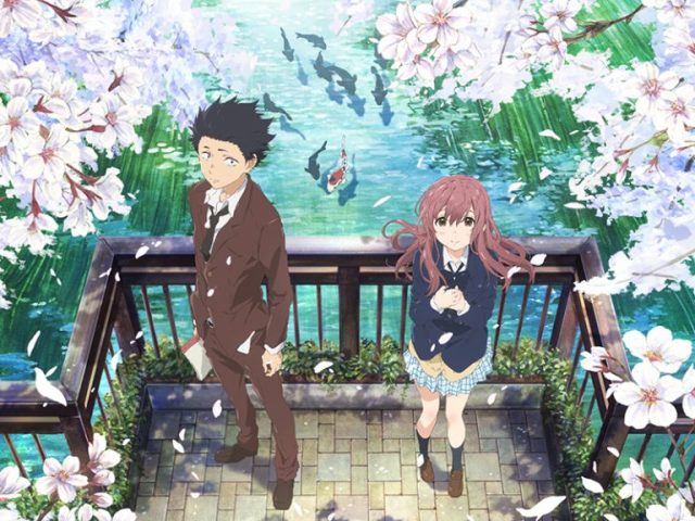 A Silent Voice anime film review