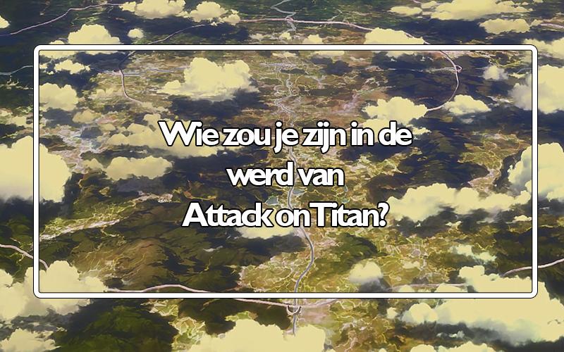 Attack on Titan wereld